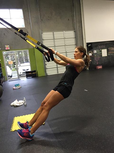 TRX- Training als effektives Ganzkörper- Workout