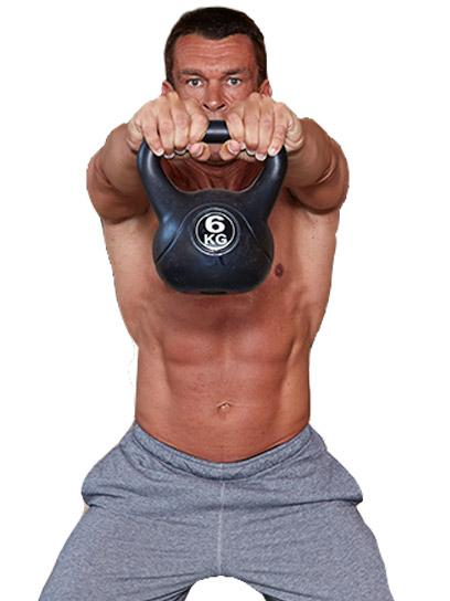 Personal Trainer Olaf Jordan