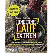 """Buchempfehlung """"Hindernislauf extrem"""" von David Magida und Melissa Rodriguez"""