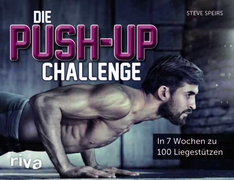 """Buchempfehlung """"Die Push-UP Challenge"""" von Steve Speirs"""
