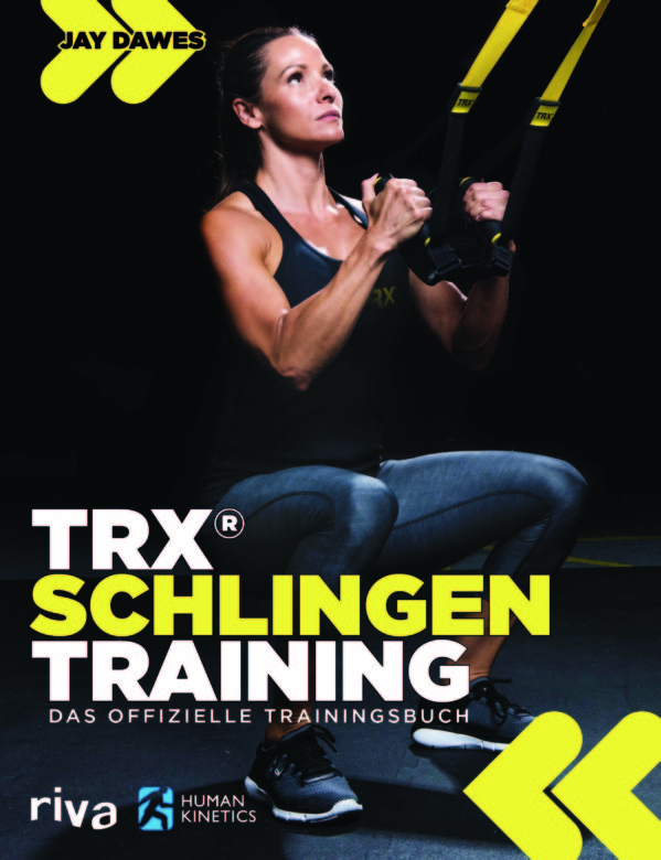 """Buchempfehlung """"TRX Schlingentraining"""" von Jay Dawes"""