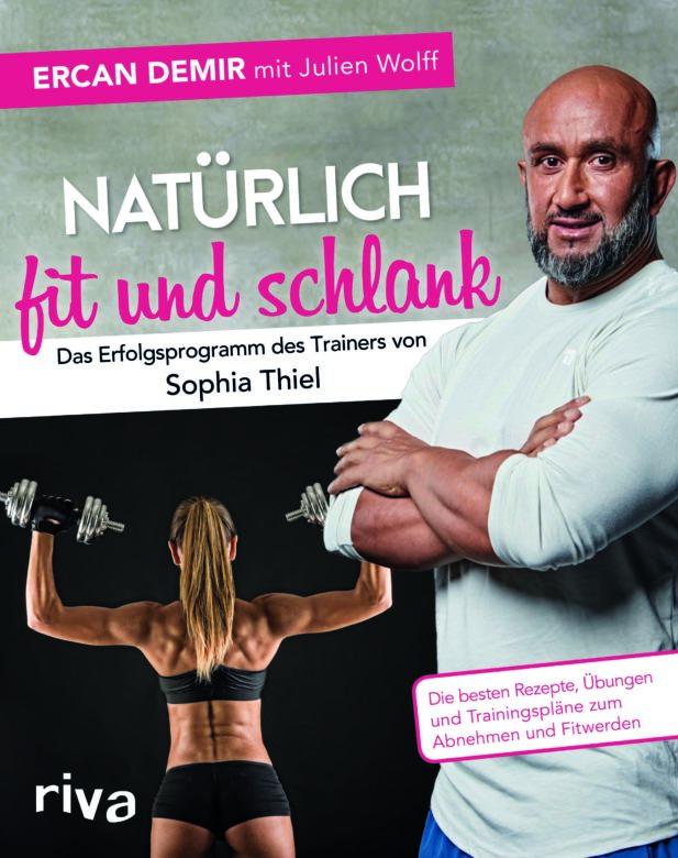 """Buchempfehlung """"Natürlich fit und schlank"""" von Ercan Demir mit Julien Wolff"""