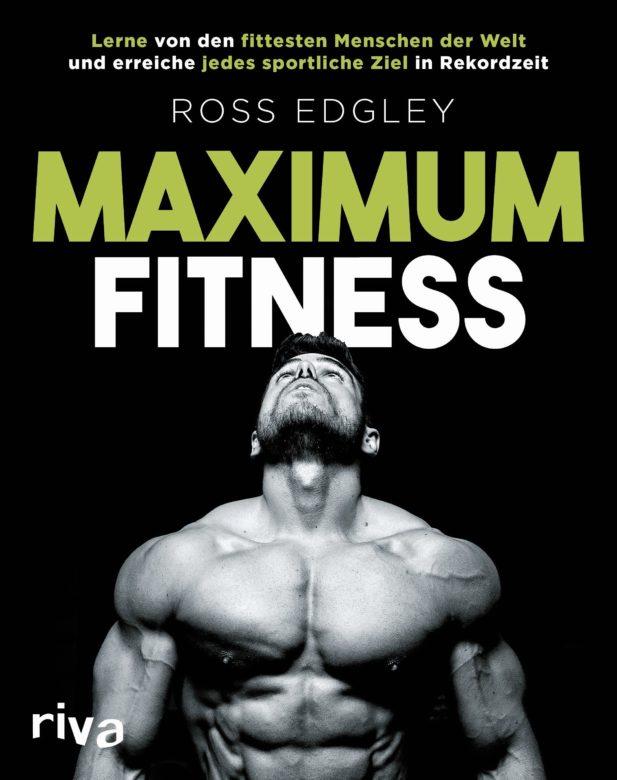 """Buchempfehlung """"Maximum Fitness"""" von Ross Edgley"""