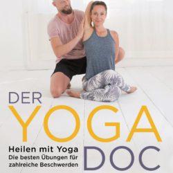 """Buchempfehlung """"Der Yoga Doc"""" von Dr. Ronald Steiner"""
