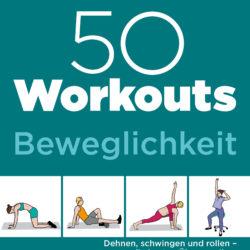 """Buchempfehlung """"50 Workouts Beweglichkeit"""" von Katharina Brinkmann"""